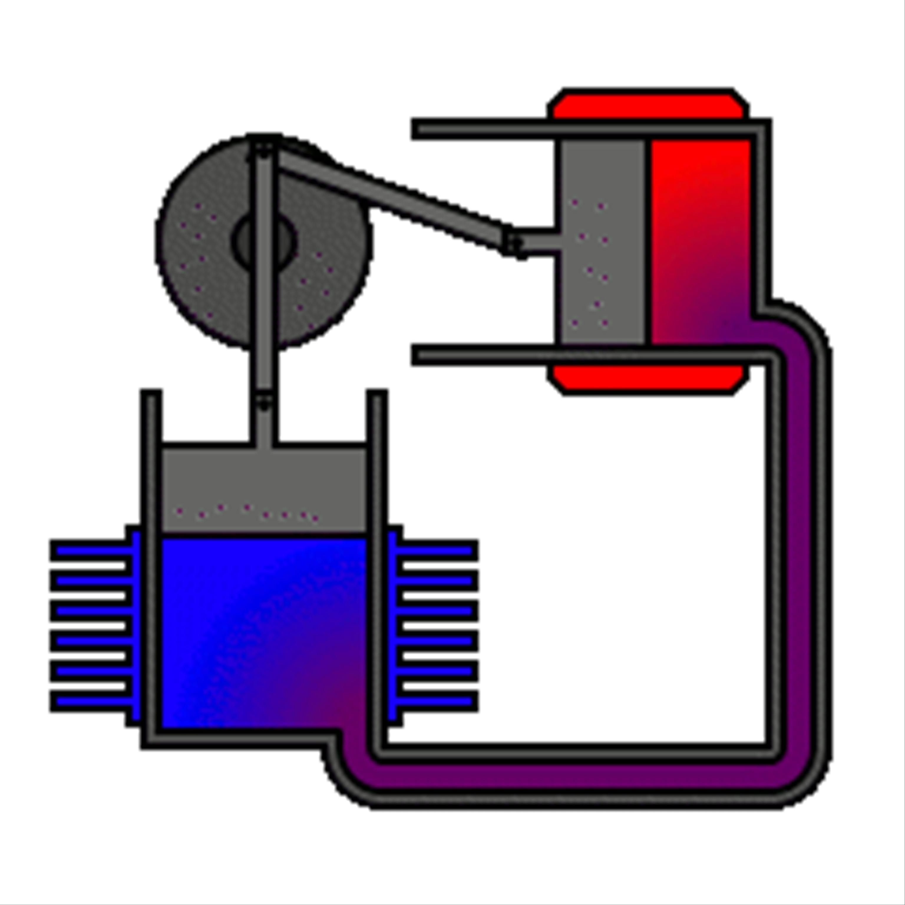 Роторные двигатели Стирлинга < Стирлинг машины